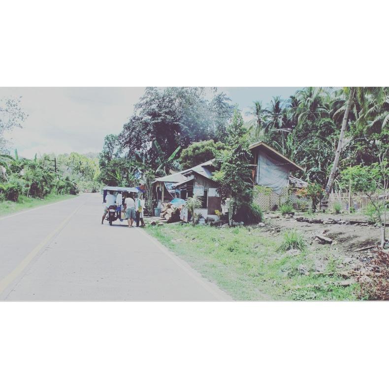 motorbike roadtrip Bohol Phillippines
