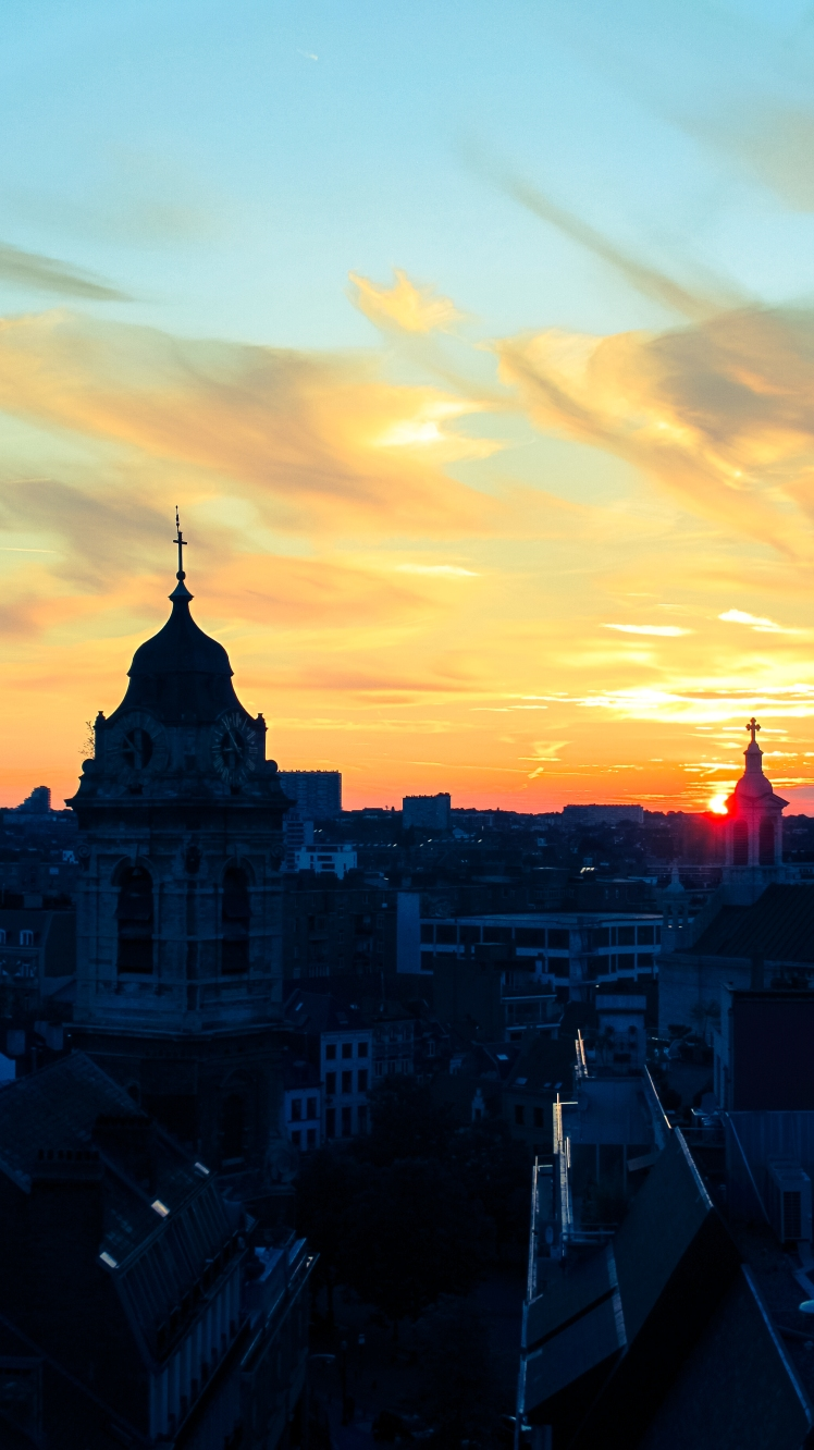 Brussels from Parking 58 2