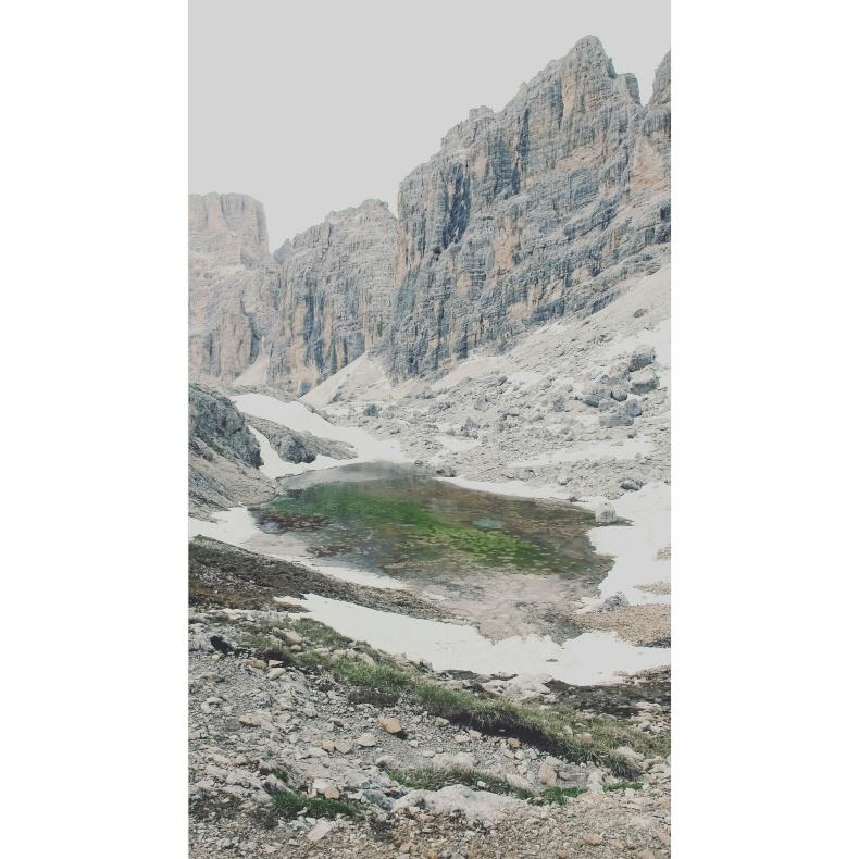 Italian Dolomites - ALTA VIA 1